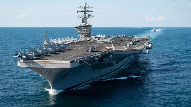 """How U.S. Carriers Can Stop Chinese """"Carrier Killer"""" Missiles"""