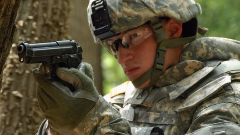 Army Says New War-Ready M17 Pistol Will Change Modern Combat