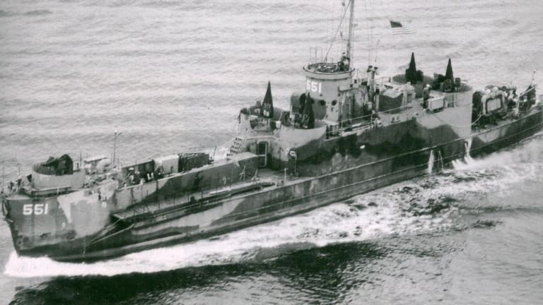 In 1945, the Navy Secretly Handed Over 150 Warships to Russia