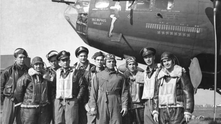 Icon of Airmanship: 'Memphis Belle'