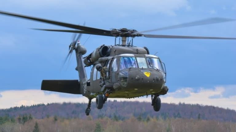 40 Years of Service: The Black Hawk Helicopter