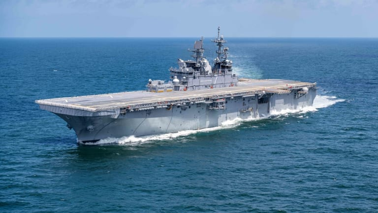 New F-35-Armed Navy Amphib is now Ready for War