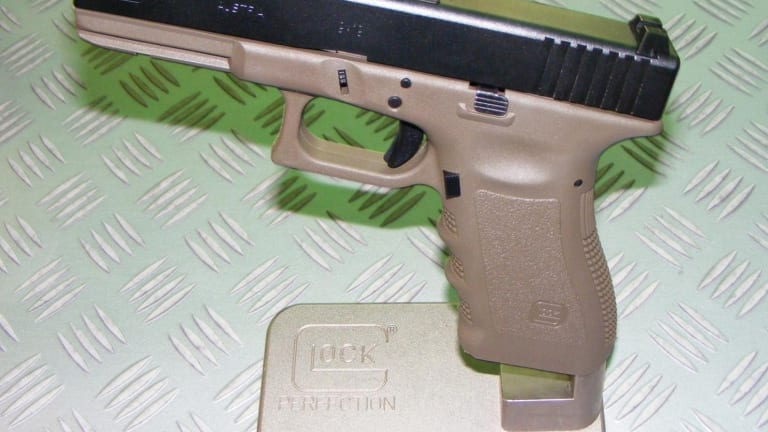 Why There Is Nothing Like the Glock 21
