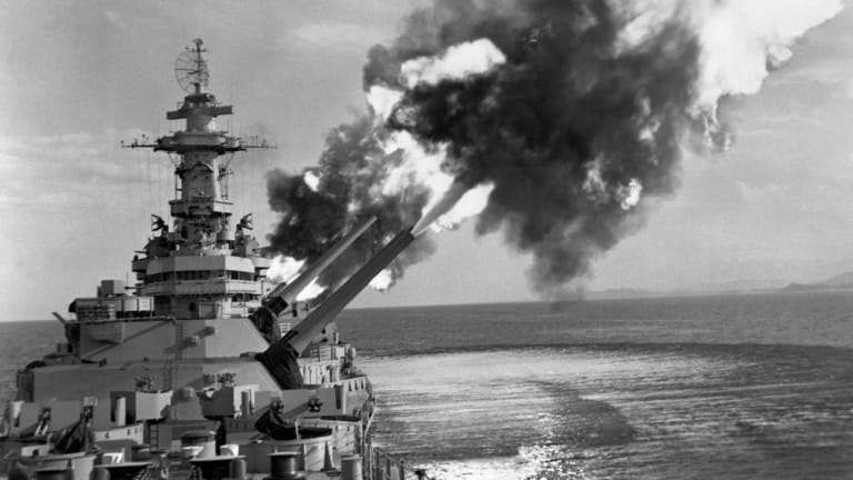 The U.S. Military Brought 4 Battleship Back from the Dead to Fight in Korean War