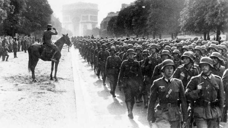 This Is the Simple Reason Nazi Germany Smashed France During World War II