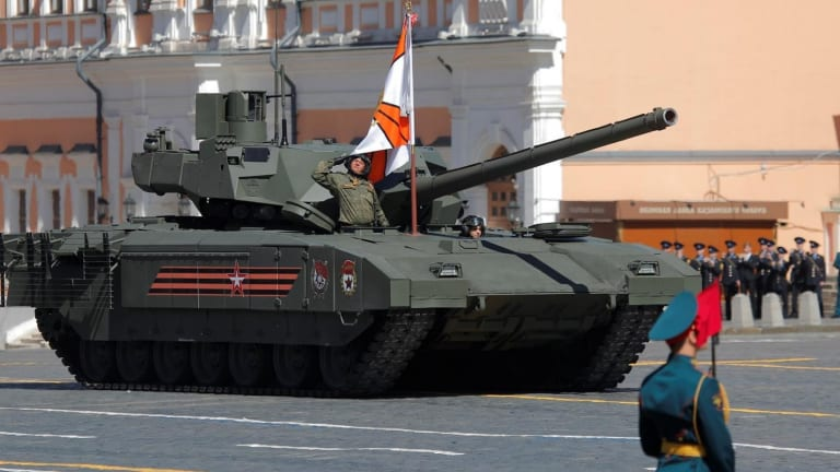 These Are the 5 Best Tanks on Planet Earth