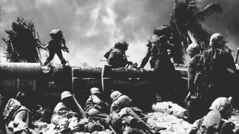 25 Photos of 'the Toughest Battle in Marine Corps History'