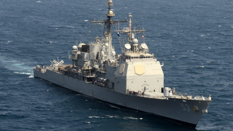 The Navy Has Big Plans To Defend the Fleet From Missile Attacks