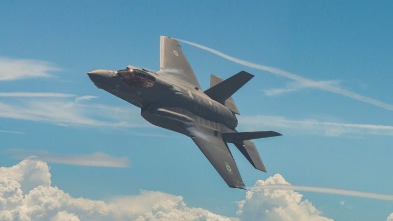 War in the Air? Israel Bets its New F-35s Tame Iran's Thirst for Battle
