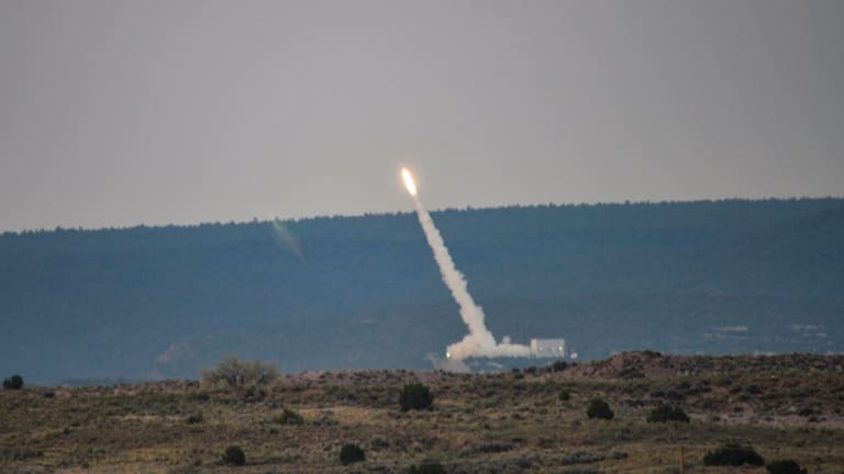 Video:  Networked Army Radar Destroys 2 Maneuvering Cruise Missiles