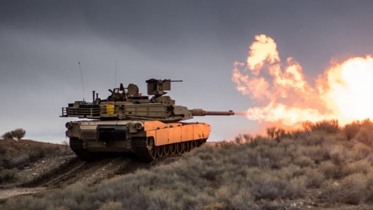 A  Possible Threat to China: America Might Sell 100 M1 Abrams Tanks To Taiwan
