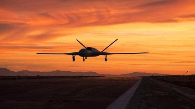 Russia Is Developing a Mysterious Unmanned Strike Aircraft