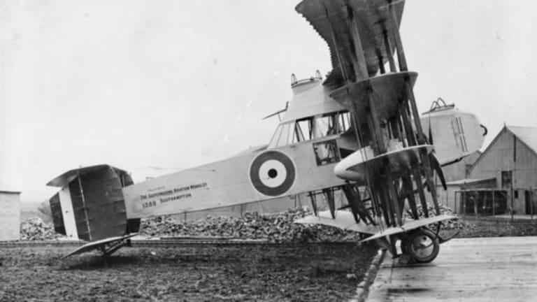 The Supermarine Nighthawk Was a Bizarre, Zeppelin-Hunting Flop