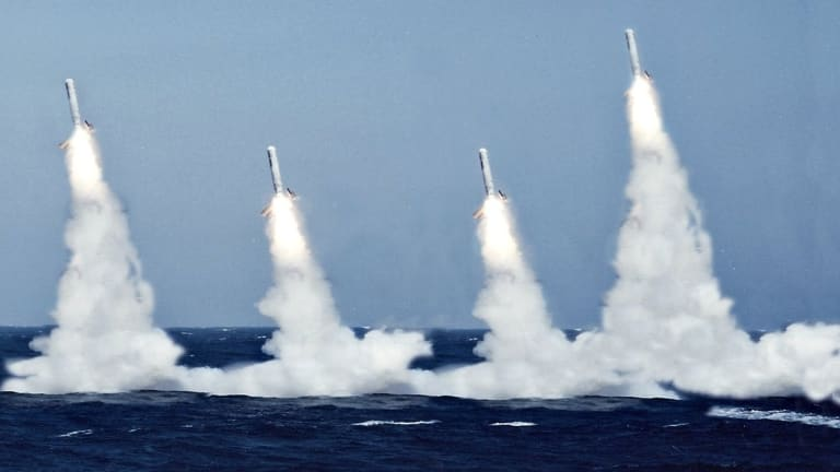 New Navy Missiles Will OutGun Chinese - by 2021