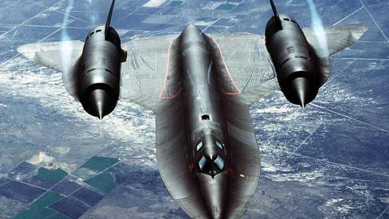 Russia Sold Its Enemy the Metal for the Greatest Spy Plane Ever