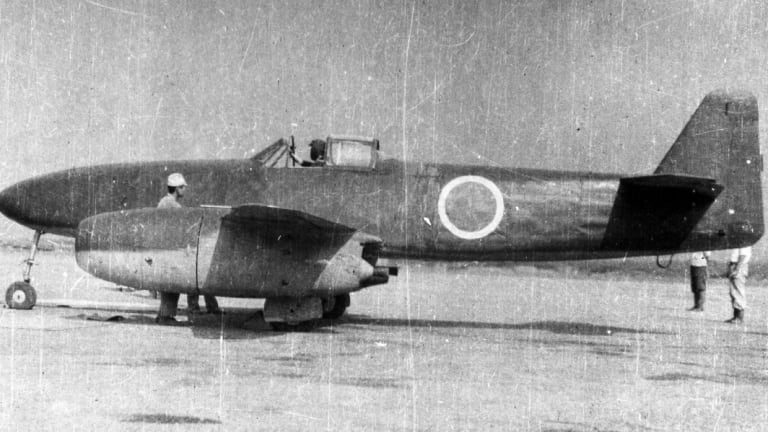 Could This Japanese Jet Fighter Have Won the Pacific War?