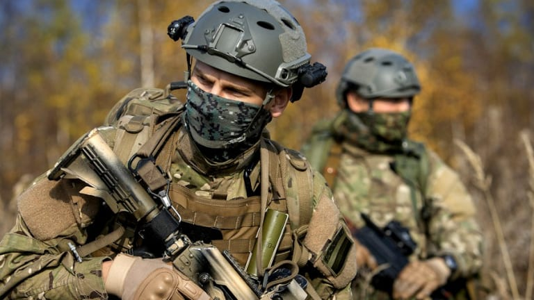 The Russian Military Is Neglecting Its Eastern Flank