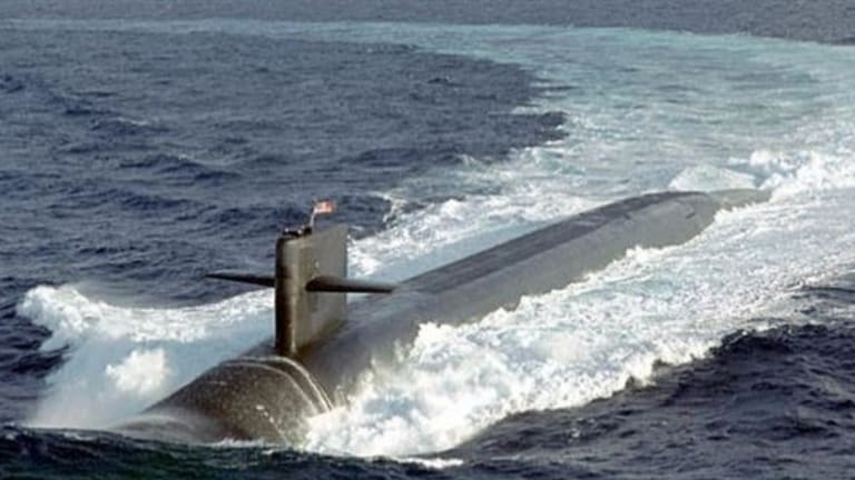 Navy, Congress & Industry Discuss Acceleration of First Columbia-Class Sub