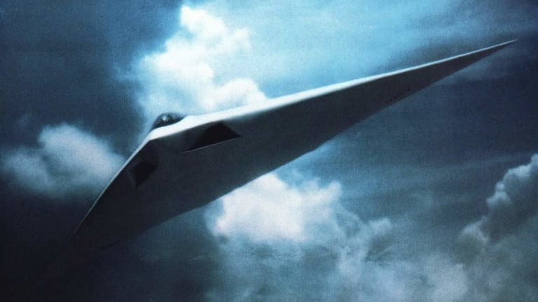 Could the U.S. Navy Launch Stealth Bombers From Aircraft Carriers?