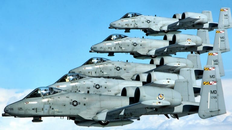 Special: Flying Attack Missions in the A-10