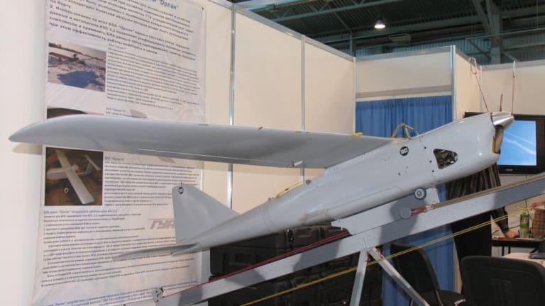 Russia Deployed Orlan-10 Drones in Tajikistan and Siberia Drills