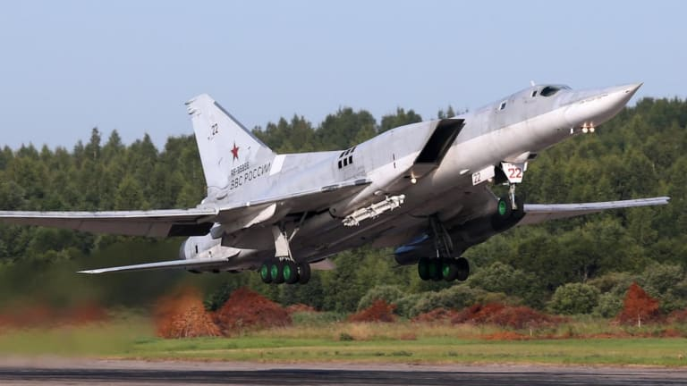 Should the U.S. Navy Worry About New Hypersonic Missiles on This Russian Bomber?