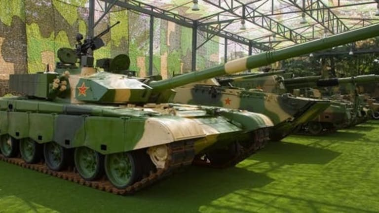 Is This (Chinese Tank) Better Than America or Russia's Best?
