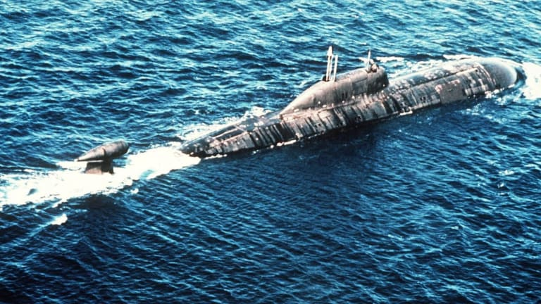 Why Did a Russian Nuclear Submarine Fire a Torpedo at Another Russian Sub?