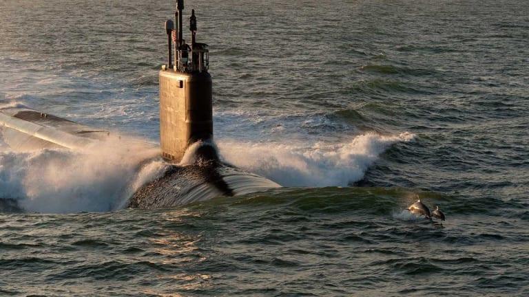 Navy & Northrop Grumman Explore New Innovations to Protect Undersea Advantage