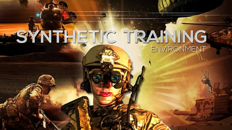 Army Pursues New Virtual Soldier Training for Future War