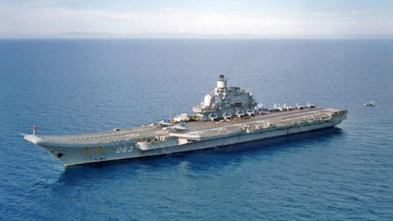 Is Russia Done With Aircraft Carriers?
