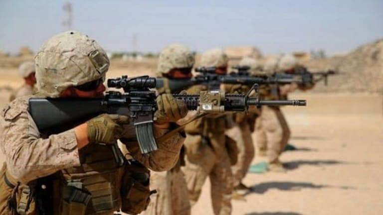 Marine Corps Reconfigures Rifle Squads - Adds Firepower & Drone Weapons