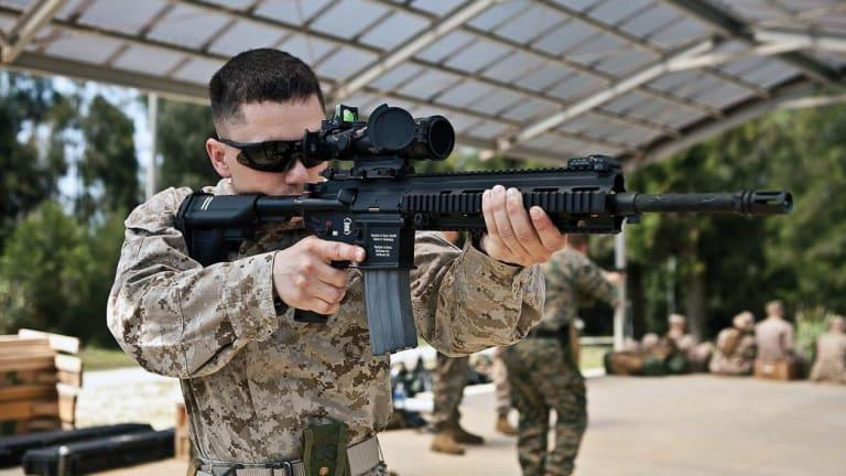 U.S. Marines Pick Heckler & Koch M27 Rifle - Is it Better?