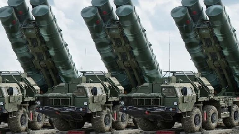 Key U.S. Allies Purchasing Russian S-400 Air Defenses?