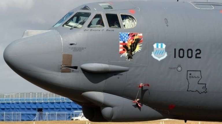 Analysis: The B-52 Could Serve for 80 Years