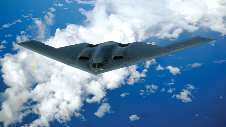 Why the U.S. Air Force Desperately Needs More Long-Range Stealth Bombers