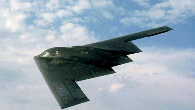 The Air Force Would Love 200 New B-21 Stealth Bombers
