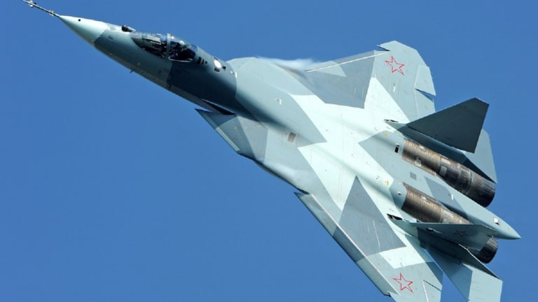 Air War: Russia's Deadly Su-57 vs. China's Stealth J-20 Fighter