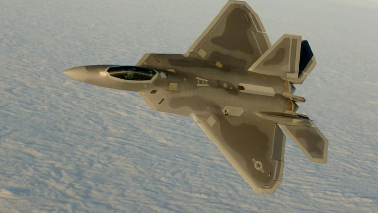 The F-22 Raptor Might Be the Deadliest Fighter Plane on Earth. 1 Problem