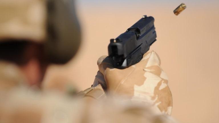 Sig Sauer: 5 Handguns That Dominate the Range