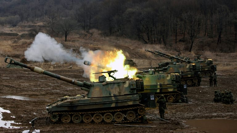 World War III: All the Crazy Weapons North Korea Wishes It Could Buy