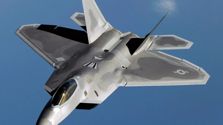 Could Iran Shoot Down a U.S. F-22, F-35 or Stealth B-2 Bomber?