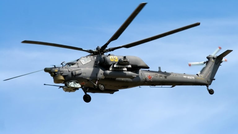 This Deadly Russian Attack Helicopter Is About to Become An Even Bigger Threat