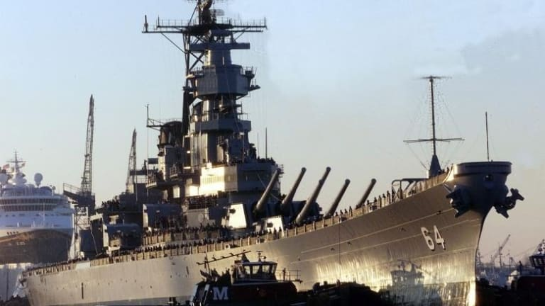 The Ultimate Naval Weapon: Merge an Aircraft Carrier and a Submarine