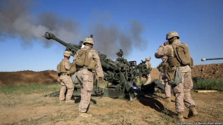 From the Army: 6 Future Weapons - Lasers, Hypersonics, Robots