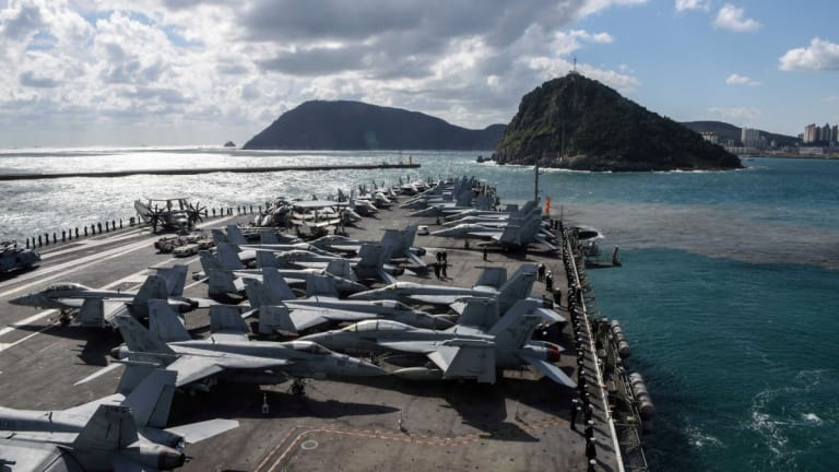 How U.S. Can Push Back Against China in South China Sea & Beyond