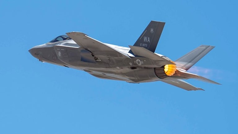 How Stealth is Born: Engineering & Building a Radar-Evading F-35