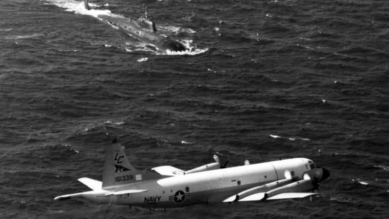 NATO Bombed Soviet Submarines With Tiny, Annoying Magnets