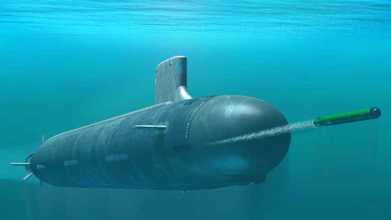 Navy Launches Most High-Tech & Stealthy Attack Sub Ever