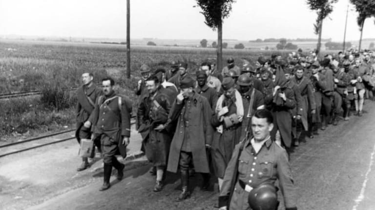 The Story of How Nazi Soldiers and the U.S. Military Once Fought Side By Side